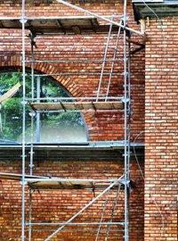 Rénover les joints de la façade
