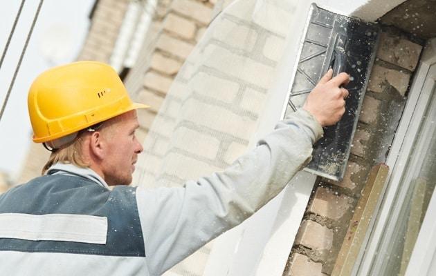renovation façade plaquette de parement