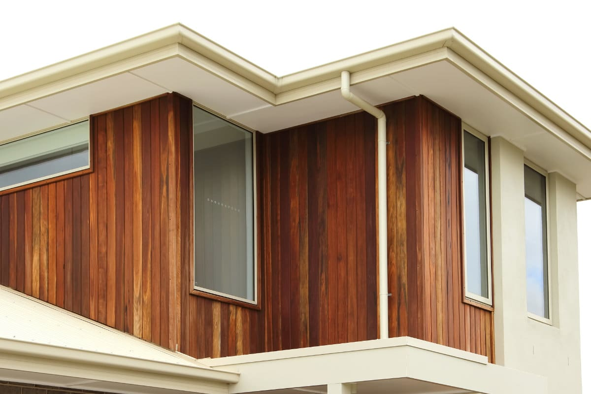 Bardage Bois Vertical Interieur bardage en bois : caractéristiques, essences de bois et prix