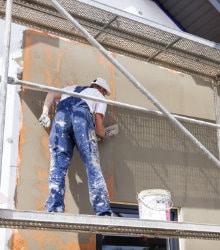 peinture facade namur