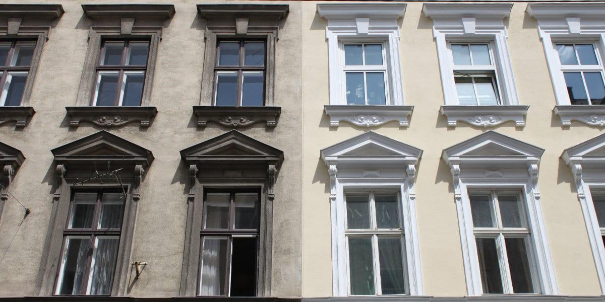 renovation facade permis