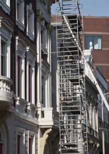 restauration facade